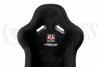 Buddy Club P1 Limited Bucket Seat (FRP) (BLACK) -Regular