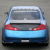 Charge Speed Rear Wing: Carbon - Infiniti G35 Coupe