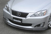 Charge Speed Bottom Line Front Lip: FRP - Lexus IS250/350