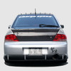 Charge Speed Type-2 Rear Bumper w/ Carbon Diffuser - Mitsubishi EVO 8/9