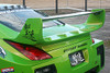 Charge Speed GT Wing: Carbon Center - Nissan 350Z Z33