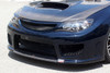 Charge Speed Type-1 FRP Front Bumper - Subaru WRX STi GR