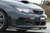 Charge Speed Bottom Line Type-1 Carbon Front Lip - Subaru WRX STi GR