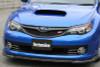 Charge Speed Bottom Line Type-2 FRP Front Lip - Subaru WRX STi GR