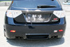 Charge Speed Type-2 FRP Rear Bumper - Subaru WRX STi GR