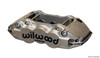 Wilwood W6A Radial Mount Caliper - Nickel Plate Quick Silver/ST Finish