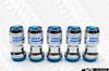 Volk Racing Formula Lug Nut Set Locking Blue
