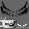 Version Select Evo 8 9 Front Bumper Canards