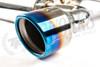 Invidia Gemini Rolled Titanium Tip Cat-Back Exhaust - Nissan 350Z 2002-08