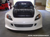 APR Fiberglass Front Bumper with Air Dam Incorporated Honda S2000 AP2 2004+