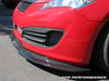 APR Carbon Fiber Hyundai Genesis Coupe Front Air Dam Lip