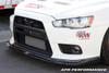 APR Carbon Fiber Mitsubishi Evolution X Front Lip Air Dam