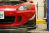 APR Carbon Fiber Front Bumper Canards Honda S2000 2004+
