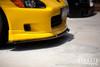 APR Carbon Fiber Front Wind Splitter Honda S2000 AP1 Without Factory Lip