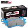Hawk Blue 9012 Race Brake Pad - 89-96 Nissan 300ZX