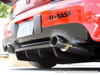 APR Carbon Fiber Rear Diffuser Honda S2000 AP2