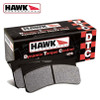 Hawk Performance DTC 30 Rear Brake Pads - 09-14 Nissan 370Z