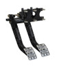 Wilwood Adjustable Dual Pedal Reverse Swing Mount Brake and Clutch Pedal
