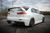 ***SOLD***   2008 White Mitsubishi Lancer Evolution X GSR with SSS Package