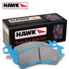 Hawk Performance Blue 9012 Racing Rear Brake Pads - 01-06 BMW M3 E46