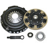Competition Clutch Stage 2 Street Series 0100 Clutch Kit - 03-06 Mitsubishi Evolution 8/9