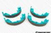 Project Mu Sport Rear Inner Shoes - Toyota SXE10/JZX110JZA70/80 JZS160/161
