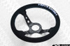 KEY'S RACING Deep Type Steering Wheel (330mm/Suede)