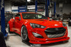 REMAKE 2013+ Hyundai Genesis Coupe Front & Rear Fender Flares Only