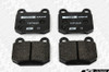 Ferodo DS2500 - Subaru STI 04-14 Brembo Rear Racing Brake Pads