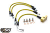 ISR Performance Brake Lines (Sport Suspension 4 Line kit) - 01-05 Mazda Miata NB