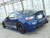 Legsport Duck Bill Carbon Fiber Spoiler for Scion 13+  FRS / Subaru BRZ