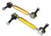 Whiteline Sway Bar Rear Link Assembly - Heavy Duty Adj. Steel Ball - Mitsubishi Evo 8/9