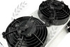 Derale Performance Hyper-Cool Remote Fluid Coolers with Fan Kits 13740