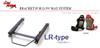 BRIDE LR-Type Seat Rails Nissan S13 S14 S15 240SX Low Max