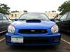 Grimmspeed License Plate Relocation Kit - 2015+ Subaru Impreza WRX / STI