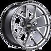 BBS FIR BMW Forged Aluminum Monobloc Wheel - 5/120 - 19