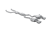Akrapovic Evolution Line (Titanium) - 07-13 BMW M3 (E92)