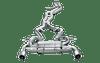 Akrapovic Evolution Line (SS) - 07-12 BMW 335i (E92)