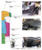 Voltex WTAC Side Skirt (Rear Section B) - 03-06 Mitsubishi EVO 8 / 9