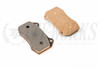 G-LOC R14 Front Brake Pads - Nissan 240SX S13 S14