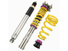 KW Suspension V1 S550 Mustang Coilover Kit - 15-16 Ford Mustang GT/EcoBoost