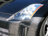 Carbon Creations N-1 Front Bumper Cover - 03-08 Nissan 350Z
