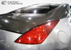 Carbon Creations 1-Piece OEM Trunk - 03-08 Nissan 350Z Coupe