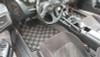 P2M - S14 1995-98 240SX FLOOR CARPET MATS : DARK GREY
