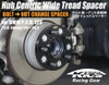 Project Kics - BMW Wide Tread Conversion Spacer 5x120 to 5x114.3