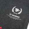 """TF """"Splash"""" Logo T-Shirt - GREY"""