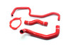 ISR Performance Silicone Radiator Hose Kit - 03-06 Nissan 350Z