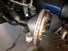 APR Performance Carbon Fiber Brake Rotor Cooling Plates - Honda S2000