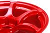 Advan RGIII RG3 18x10.5 +25 5x114 Racing Red