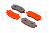 G-LOC R12 Rear Brake Pads - 2012-14 S197 Ford Mustang All Models